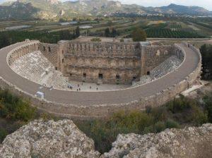 Aspendos Antik Kenti, Serik